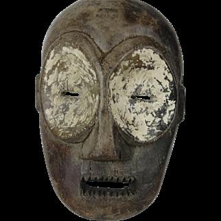 Tribal art mask #20- NGOMBE- DR Congo
