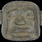 Tribal art mask #24- ZANDE- DR Congo