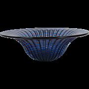 Table centerpiece Venetian glass. Murano,Venice, Italy