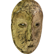 Tribal art mask- LEGA- DR Congo