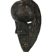 African tribal art SALAMPASU mask- DR Congo
