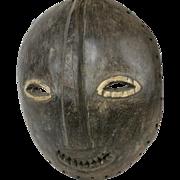 African tribal art NANDE  mask- DR Congo