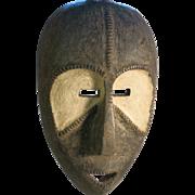Tribal art mask- NGOMBE- DR Congo