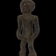 African tribal art TABWA statuette- DR Congo