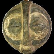 Tribal art mask n. 10- LUBA- DR Congo