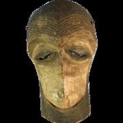 African tribal art mask-ZIMBA- DR Congo