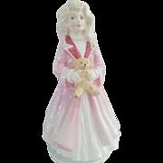"""Royal Doulton Figurine """"Faith"""""""