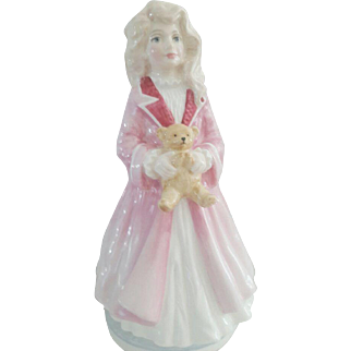 "Royal Doulton Figurine ""Faith"""