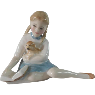 "Royal Doulton ""My Pet"""