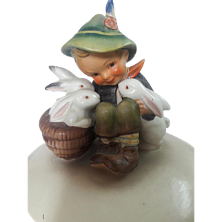 Hummel-Goebel-Playmates-TMK-3-Covered-Candy-Dish
