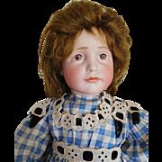 """15"""" Kammer & Reinhardt K*R 114 Gretchen Pouty Character Bisque"""