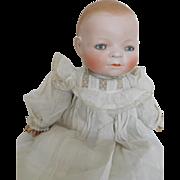 "Antique Grace Putnam 16"" Bye-Lo Bisque Baby 13"" Head"