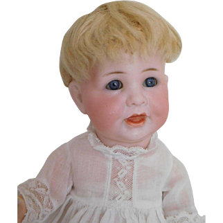 "Antique 10"" Kammer & Reinhardt 116A K*R Simon & Halbig Character Baby"