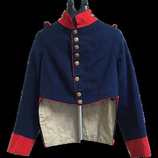 Imperial German Full Dress Boy's Coatee Pre WWI C. 1900 Uniform Jacket
