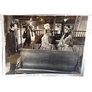 Vintage Hollywood Movie Still Photo Stand Up And Fight MGM