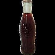 Vintage Coca-Cola Hobble Coke Coca Cola Soda 6 Oz. San Bernardino Sealed