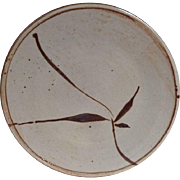 Hines Pottery Stoneware Platter