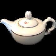 Mitterteich Bavaria Bavarian Teapot Tea Pot 1930's