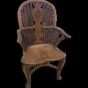 18th Century Windsor Arm Chair