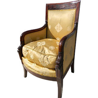 19th Century French Arm Chair