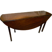 18th Century Hunt Table