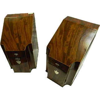 19th Century Knife Boxes