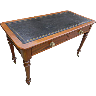 English Regency Writing Table