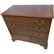 Philadelphia Walnut Chest