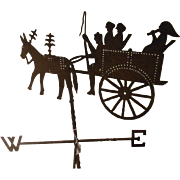 Iron Weathervane