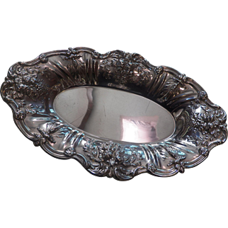 Reed and Barton Francis 1st sterling tray x568
