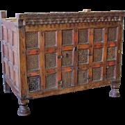 Vintage Indian Cabinet