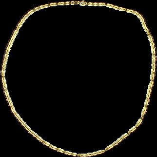 20 1/4 Inch Fancy Chain