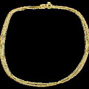 22 1/2 Inch Box Link Chain
