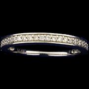 1/4 ct TW Diamond Ring Band