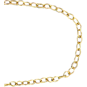 16 1/4 Inch Cable Link Neck Chain