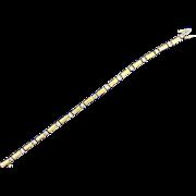 7 1/8 Inch 2ct TW Diamond Bracelet