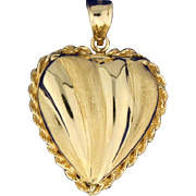 Heart Locket Pendant