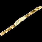 Custom Made Designer 3ct TW Diamond Bracelet