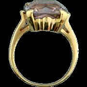 8ct Amethyst Ring