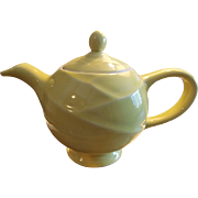 HALL TEAPOT - Yellow Quality Kitchenware 6-Cup Teapot, Made in USA