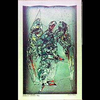 Eric Wesselow Vitreograph Angel