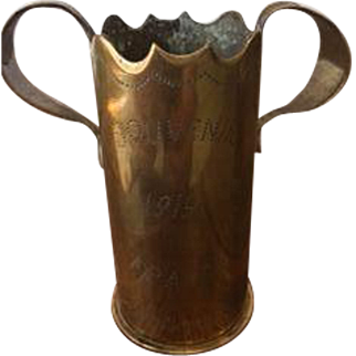 European Trench Art Small