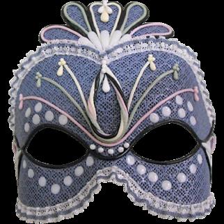 Lladro Porcelain Bird of Paradise Mask #9