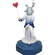 Lladro Jamie Hayon The Lover I Porcelain Figural / Figurine
