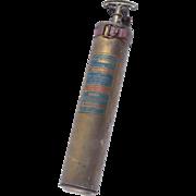 Railroad fire extinguisher Chesapeake and Ohio Railway vintage C and O Allstate 1.5 quart