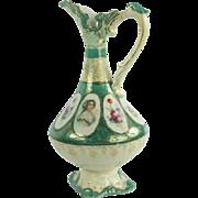 Portrait Porcelain Ewer