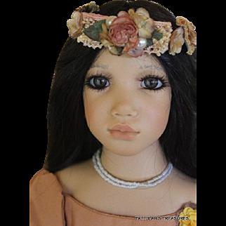 Annette Himstedt Morgana vinyl doll from 1996