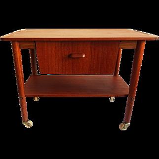 Vintage Sewing table / Bar - Danish