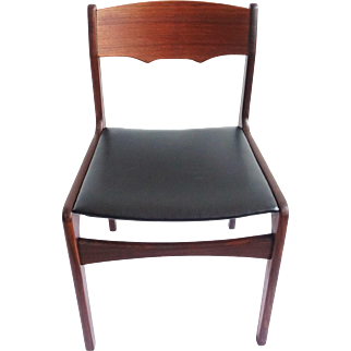 Danish Vintage Teak Chair