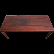 Henning Kjaernulf - Vintage Rosewood Coffee Table